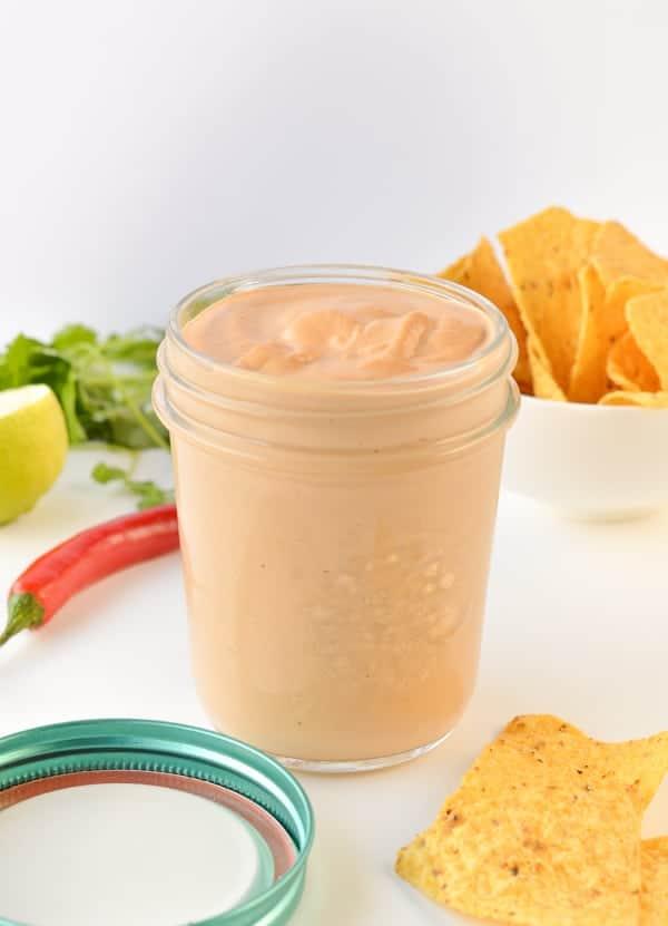 Vegan nacho dip