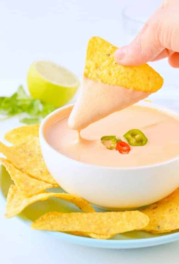 vegan dip for nachos