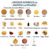 Vegan Gluten-free Diet Food List...