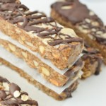 no bake healthy granola bars