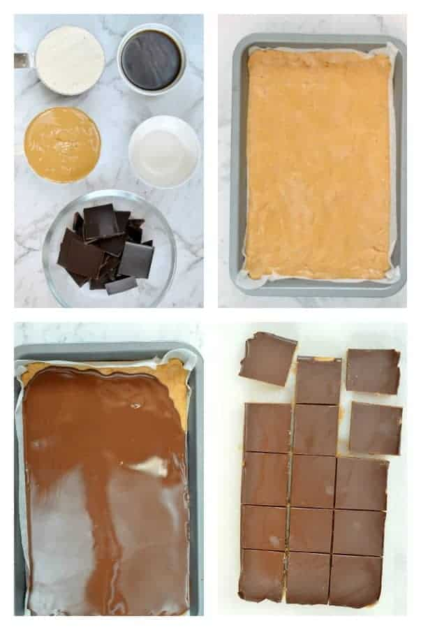 NO BAKE PEANUT BUTTER BARS HEALTHY 5 INGREDIENTS #nobakepeanutbutterbars #nobake #easy #healthy #glutenfree #peanutbutterbars #healthypeanutbutterbars #easypeanutbutterbars #ketopeanutbutterbars #veganpeanutbutterbars #5ingredients #nobake #vegandesserts #nobakevegandesserts #coconutflour