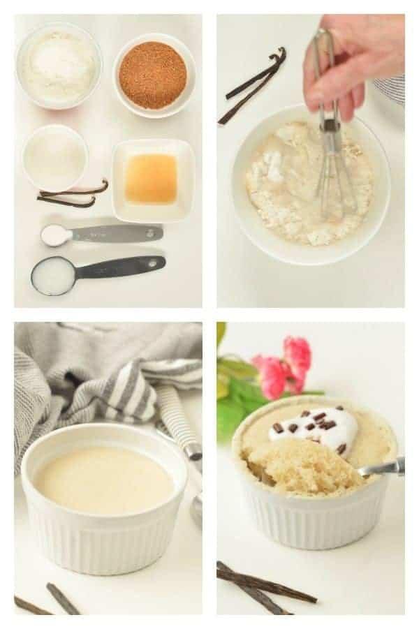 EASY VANILLA MUG CAKE Vegan + Eggless + No MILK #vanillamugcake #mugcake #easy #healthy #veganmugcake #vegan #veganvanillamugcake #vegansnacks #vegandesserts #veganbaking #microwave #eggless #nomilk #healthy #5ingredients #glutenfree #howtomakeamugcake