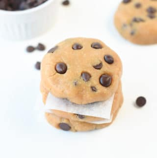 no bake healthy cookies