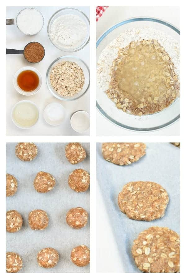 How to make Anzac cookie