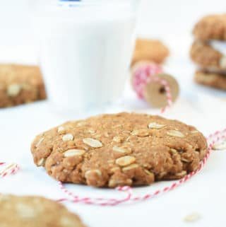 ANZAC COOKIES RECIPE