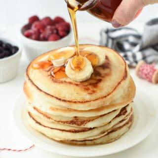 Vegan Pancake recipe