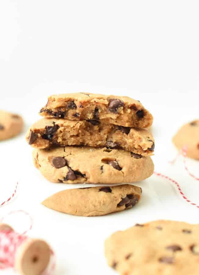 Chickpea cookie Vegan
