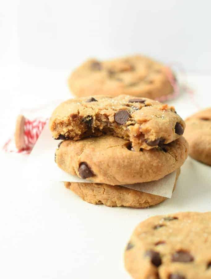 Chickpea cookie recipe