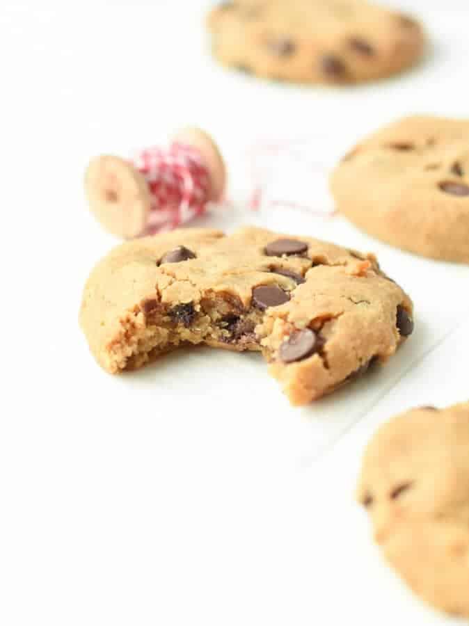 Chickpea cookies Healthy