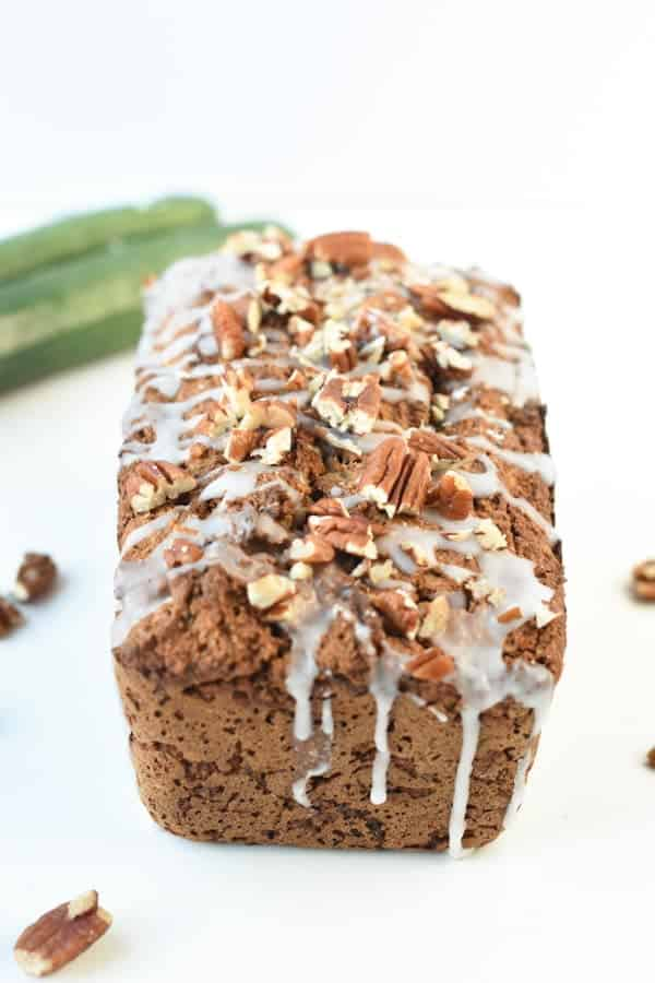 the best vegan zucchini bread