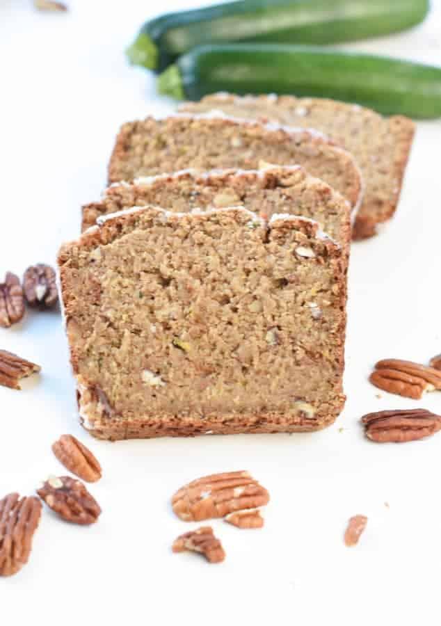 Vegan Moist Zucchini Bread2-2