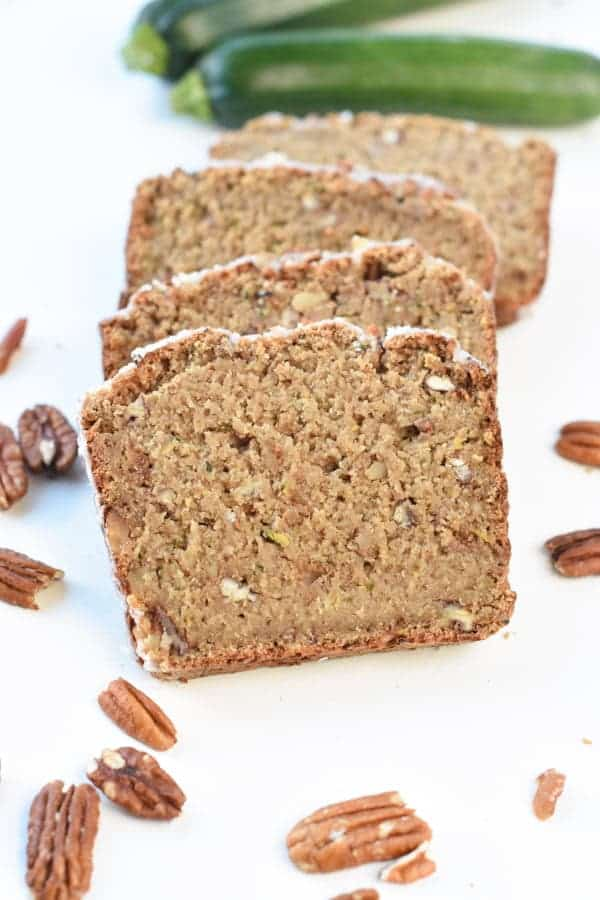 Vegan Moist Zucchini Bread3