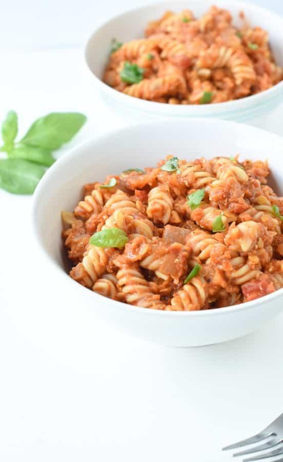 easy red lentil recipe