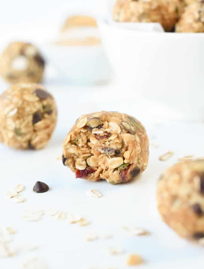 vegan energy balls recipe