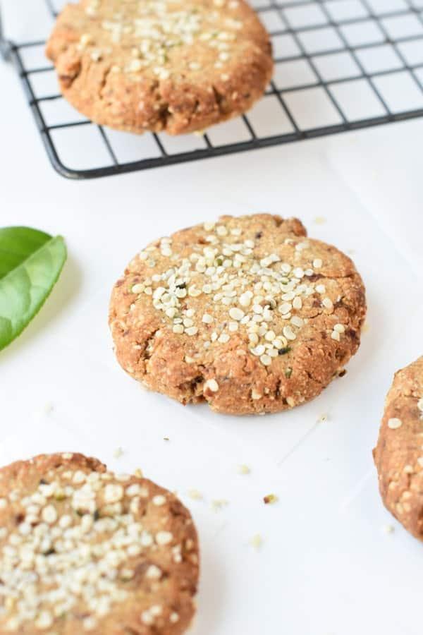 Hemp cookies