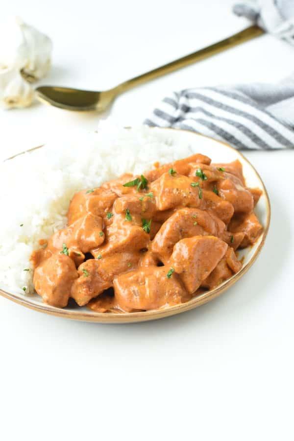 Vegan Butter Chicken Recipe