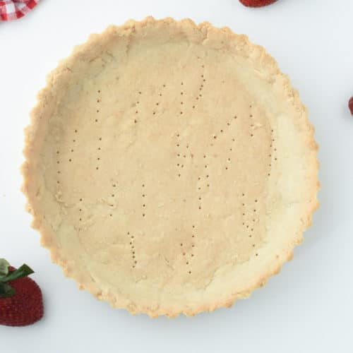 Vegan grain free pie crust