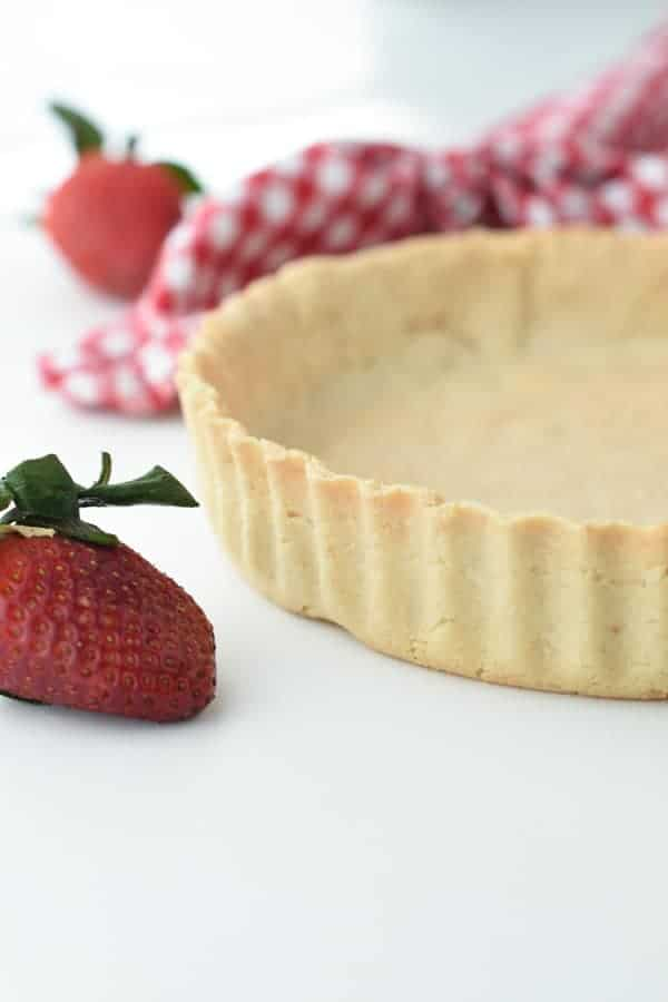 Vegan paleo pie crust