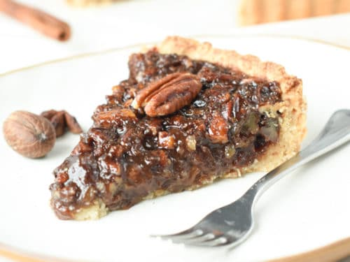 Vegan pecan pie no corn syrup
