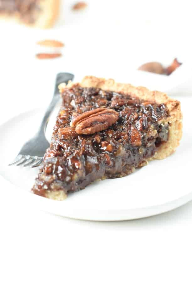 Vegan pecan pie the best