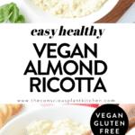 vegan ricotta