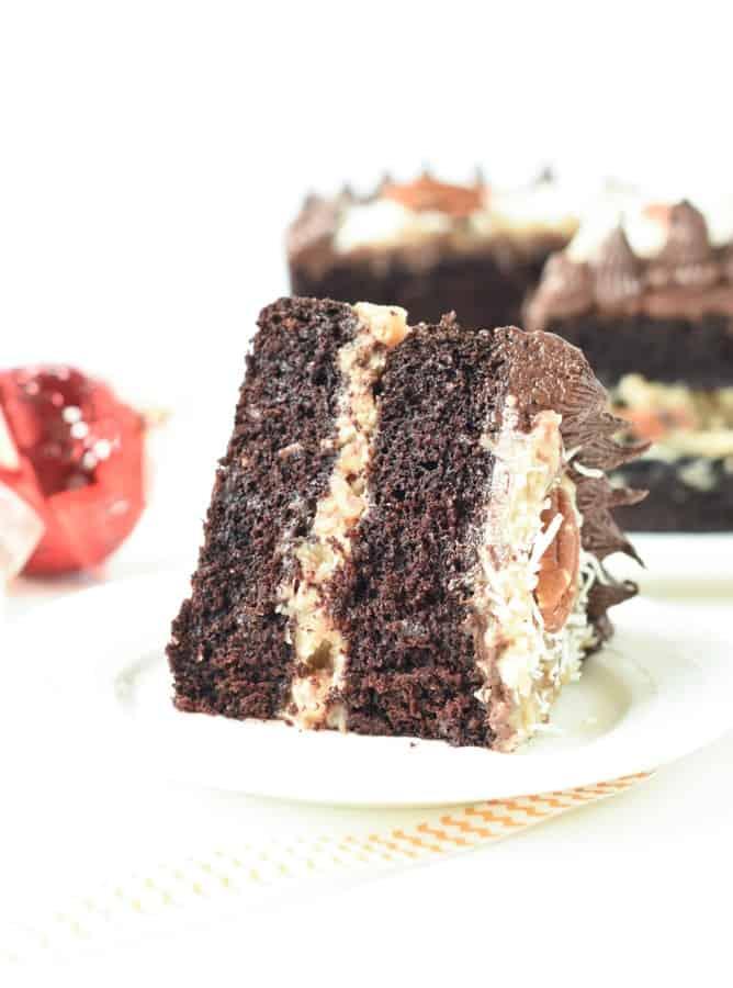Vegan German Cake