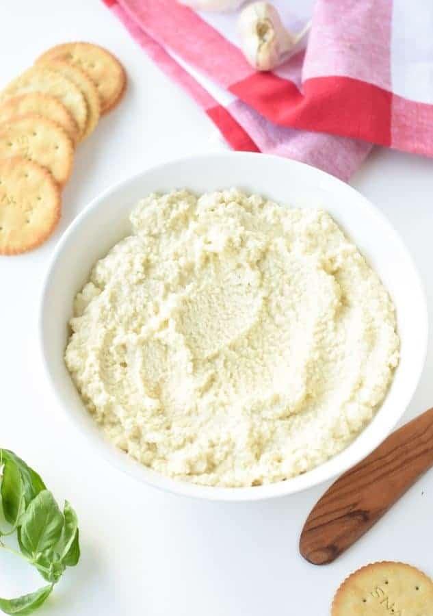 vegan substitute for ricotta cheese