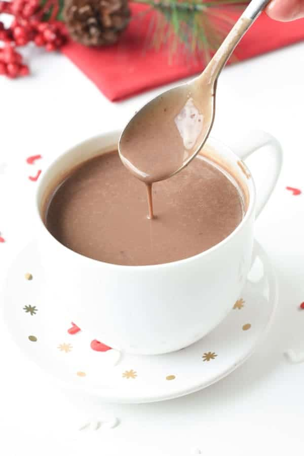 The best Protein hot chocolate recipeThe best Protein hot chocolate recipe