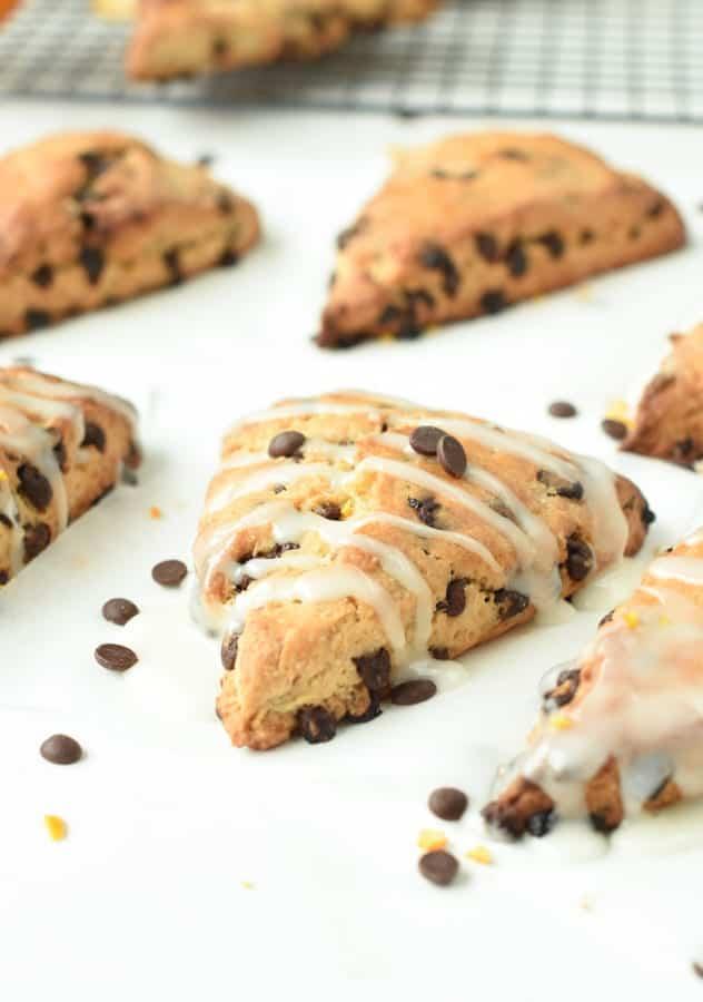 Healthy scone recipe