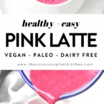 Vegan Beetroot latte