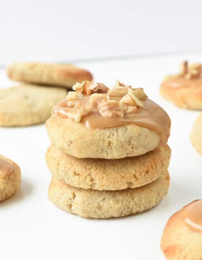 Almond flour banana cookie (10)