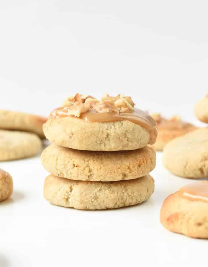 Almond flour banana cookie (9)