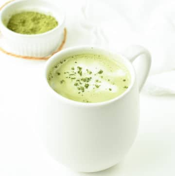 Vegan Matcha Latte recipe