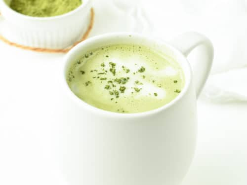 Vegan Matcha Latte recipe