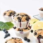 Buckwheat Vegan Muffins