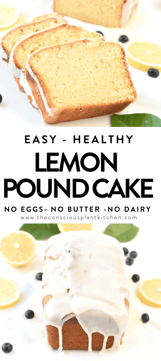 Vegan lemon pound cakeVegan lemon pound cake