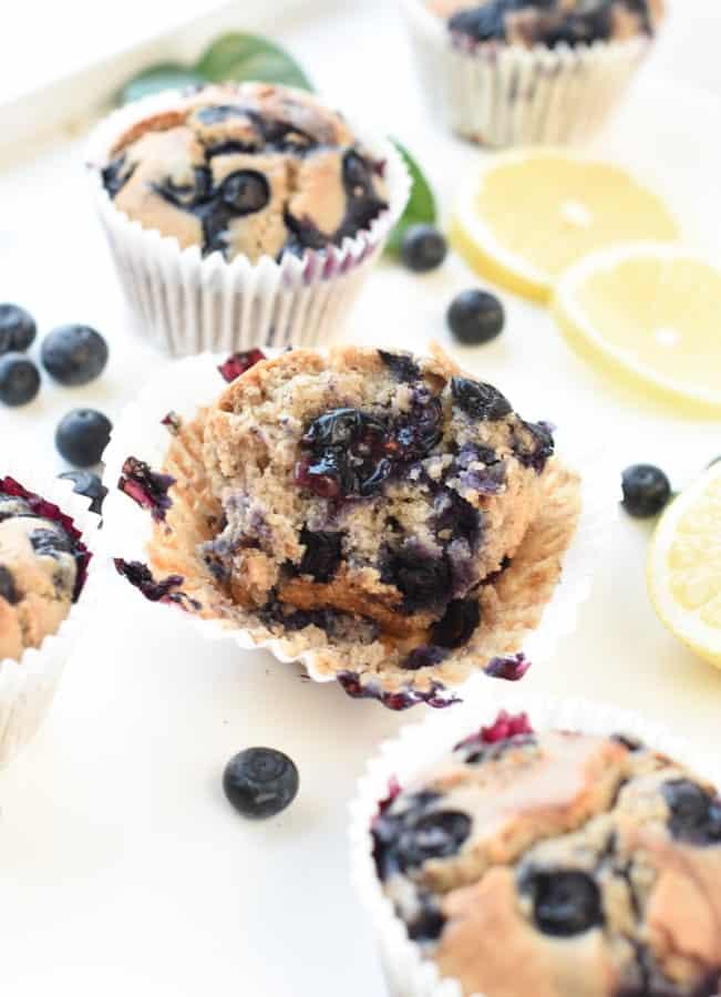 buckwheat muffins vegan