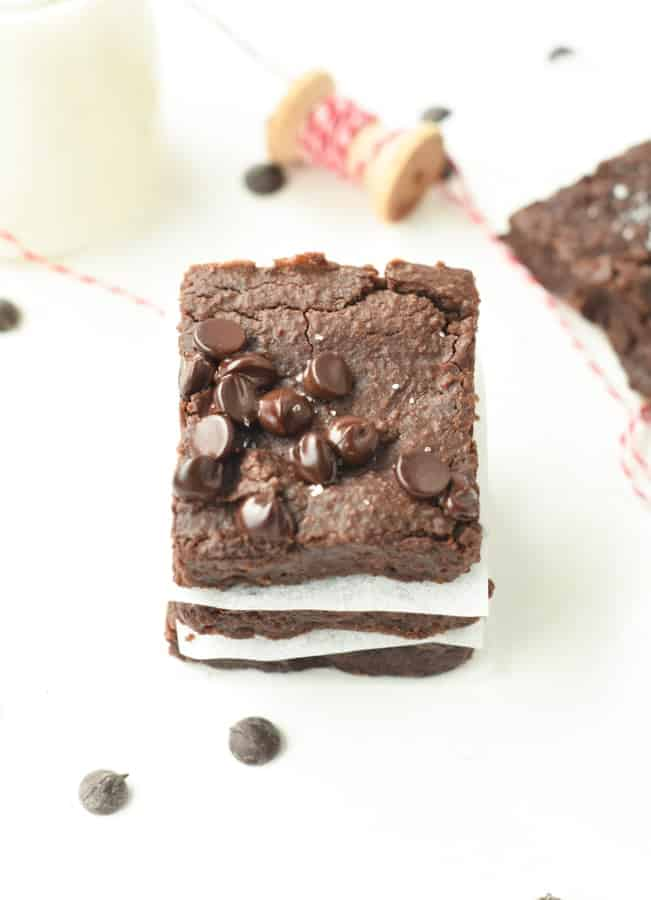 chickpea brownie recipe
