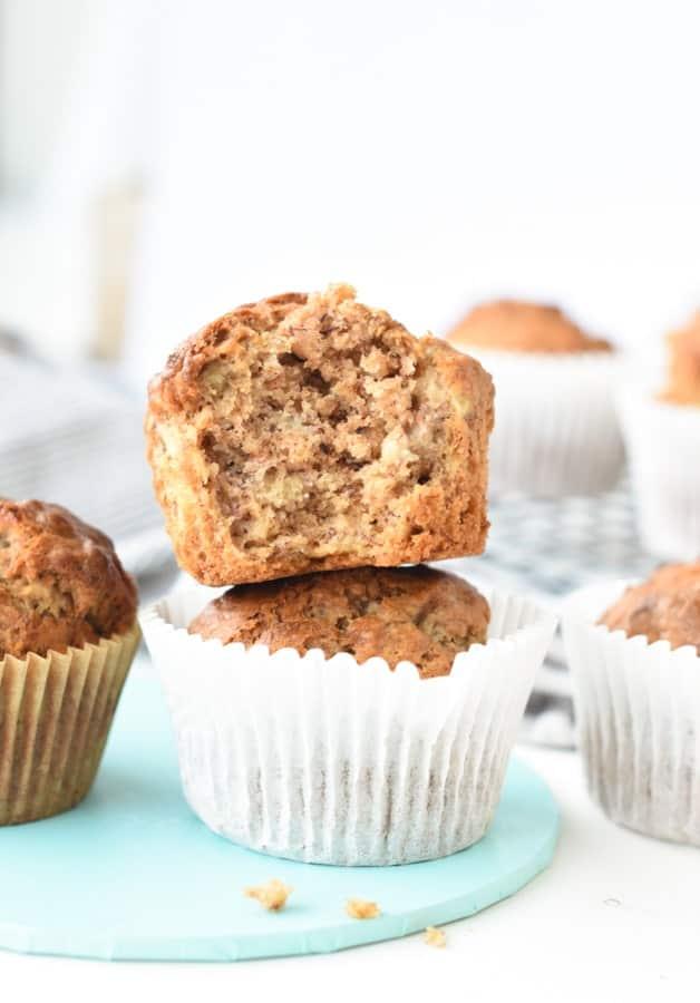 Easy banana muffin recipe