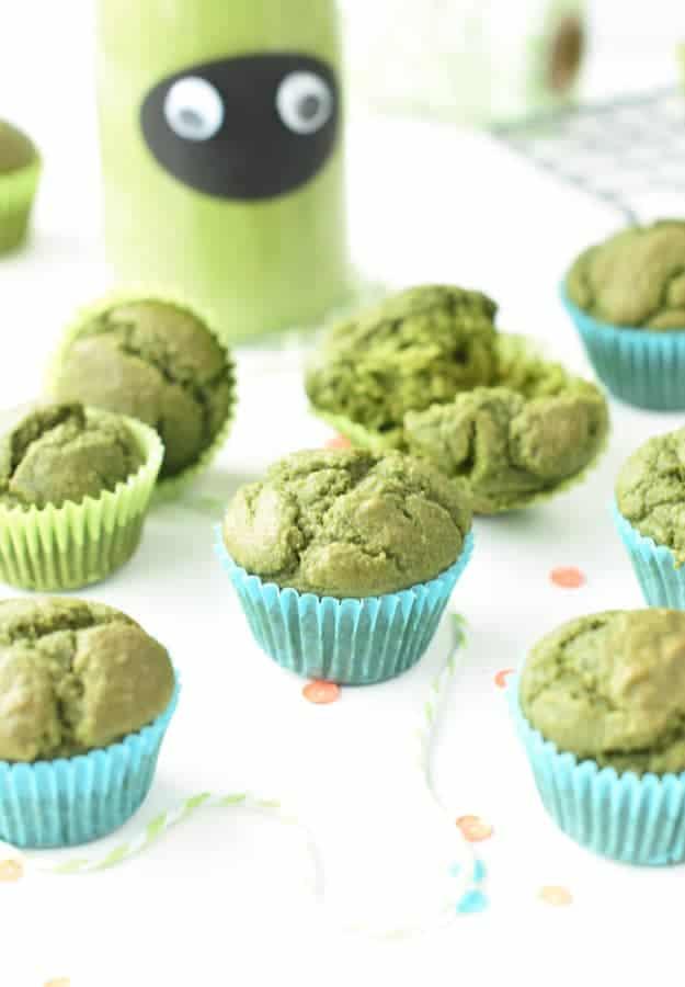 Hulk muffin recipe