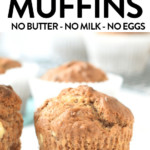 Vegan Banana Muffins