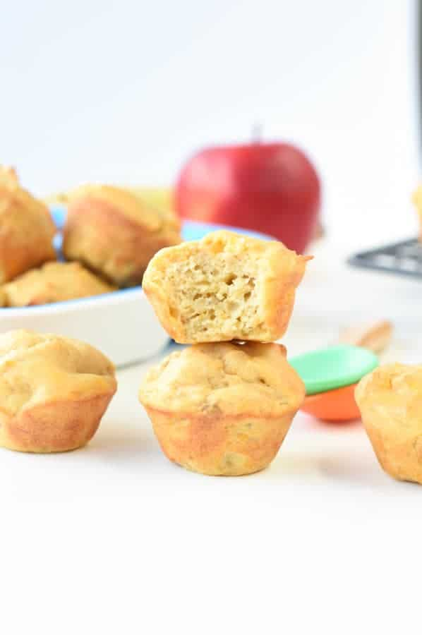 baby led weaning mini muffins