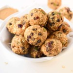 No-Bake Peanut Butter Oatmeal Balls