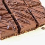 Vegan Chocolate Cheesecake Bars