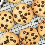 Healthy Tahini Cookies