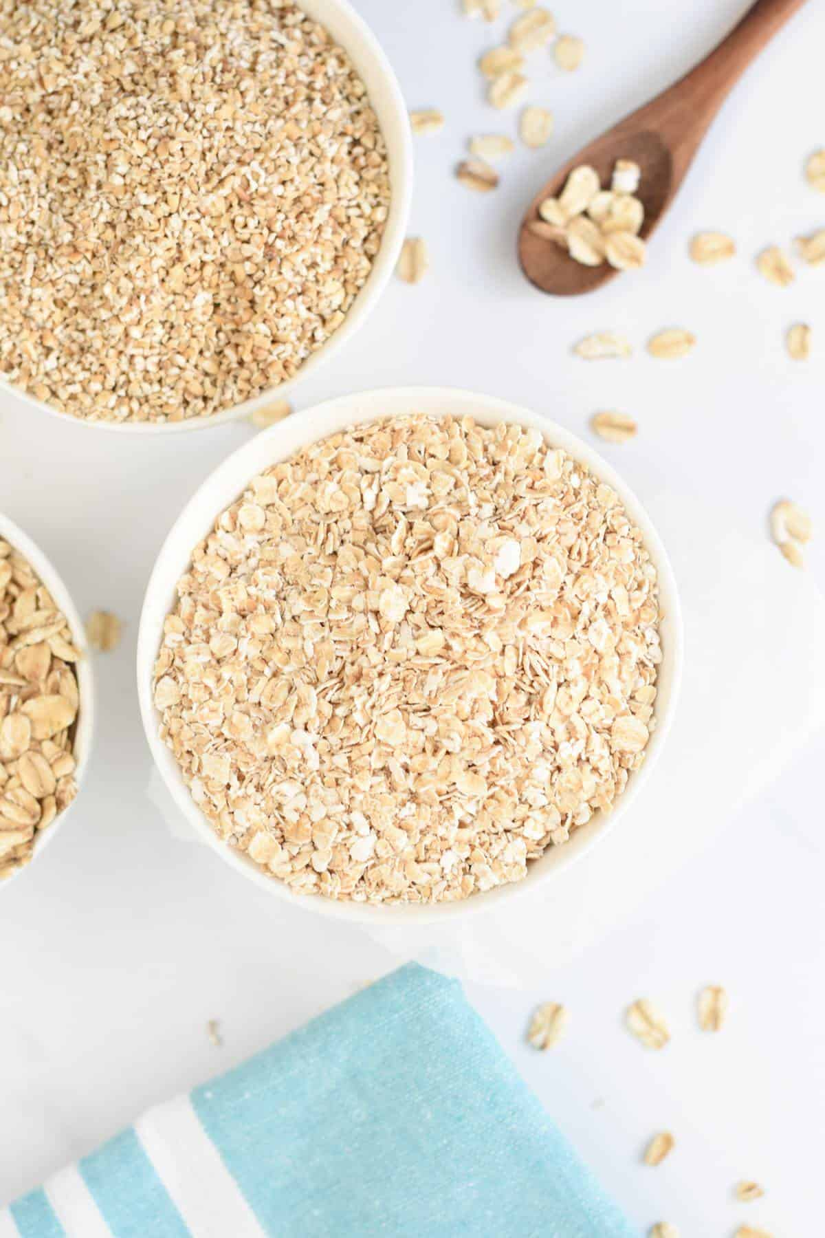 What's quick cooking oats