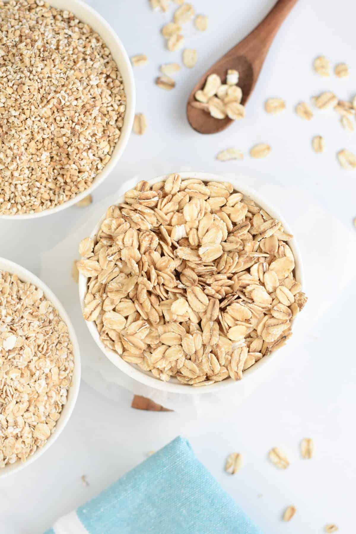 What's rolled oats