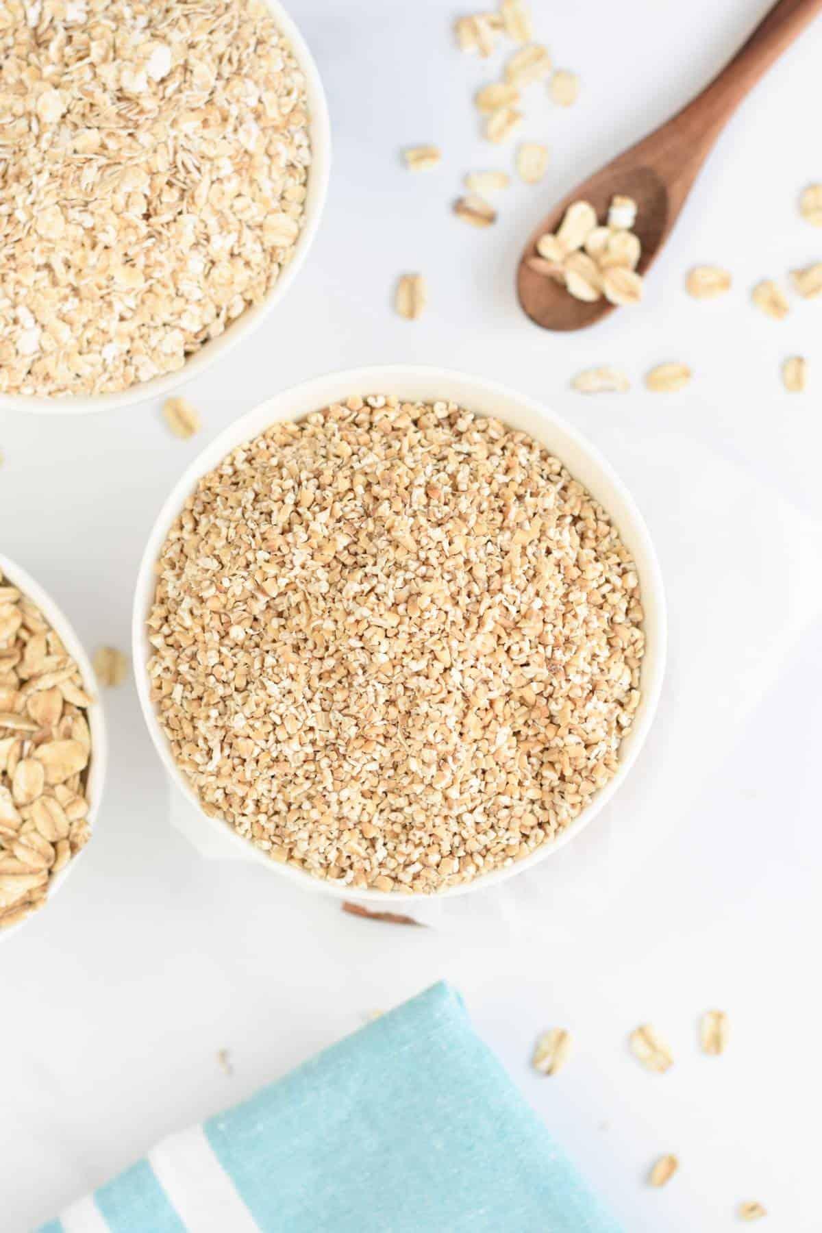 What's steel cut oats
