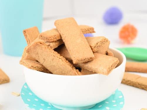 Baby Teething Crackers