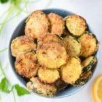 Air Fryer Zucchini Chips Recipe